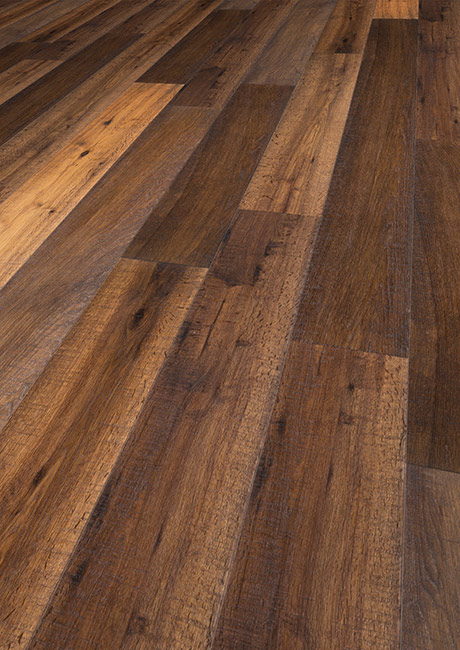 Vintage Arizona FSC Oak extra rustic brushed handscraped fine sawn coloured natural oiled - 1900x190x15mm