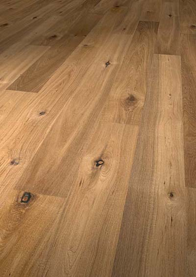 Vintage Jura FSC Oak extra rustic brushed distressed handscreaped smoked natural oiled - 2200x220x15mm