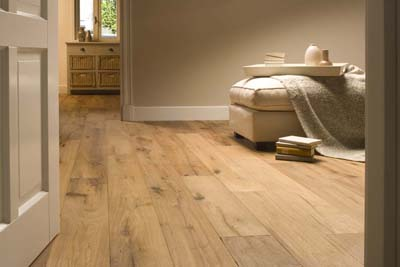 Originals Smoky Mountains FSC Oak extra rustic distressed smoked natural oiled -  1900x190x15mm