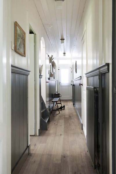 Vintage Vermont Oak extra rustic fine sawn handscraped brushed coloured white oiled - 1900x190x15mm