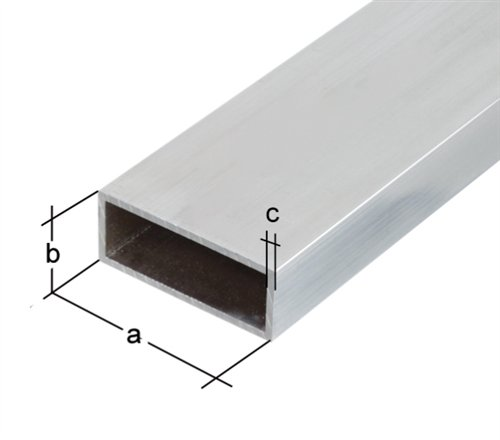 magatello supporto ALU 30x40mm