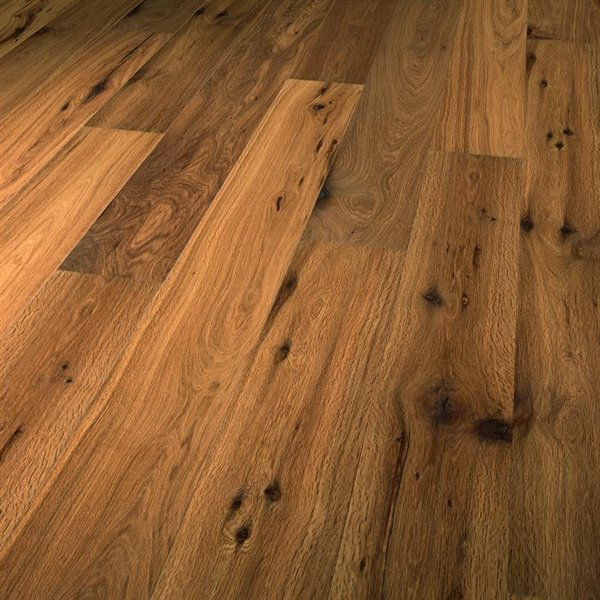 Originals Smokey Mountains FSC Oak extra rustic smoked distressed natural oiled -  1900x190x15mm