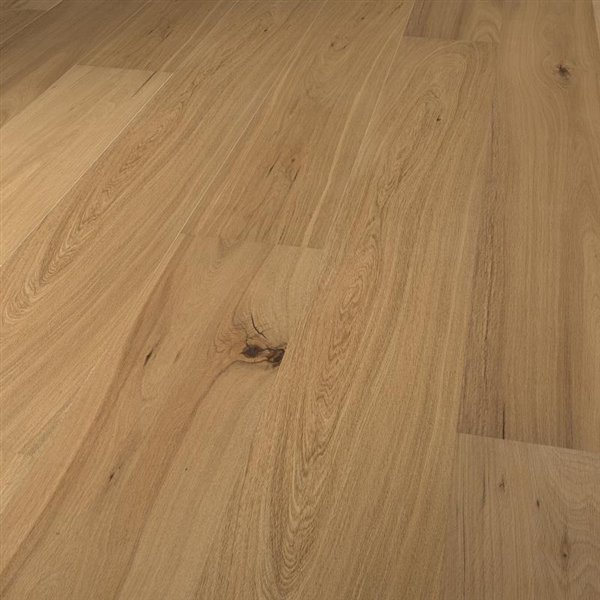 Lifestyle San Diego Oak mill run natural oiled - 2200x260x15mm