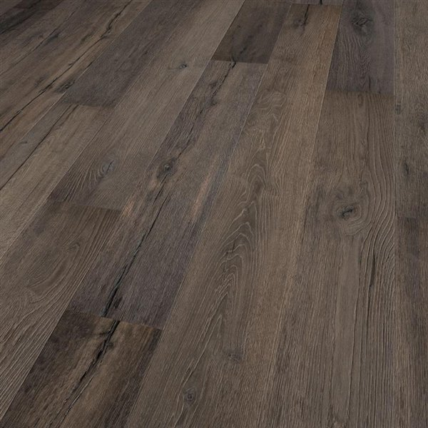 Earth & Fire Yampa Oak extra rustic deep brushed coloured invisible oiled - 1900x190x15mm