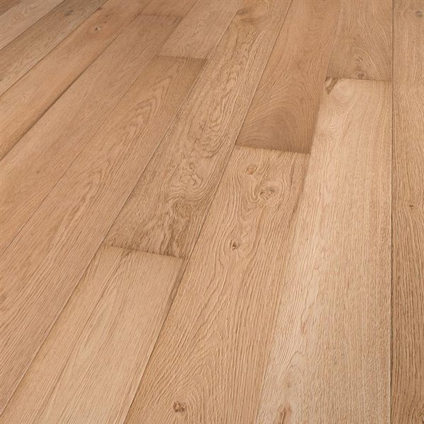 Earth & Fire Yuba Oak rustic brushed invisible oiled - 1900x190x15mm