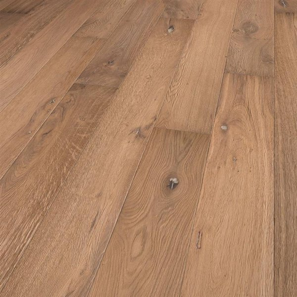 Earth & Fire Upano Oak rustic smoked deep brushed natural oiled - 1900x190x15mm