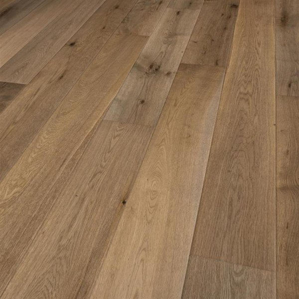 Lifestyle Pacific Oak mill run brushed coloured natural oiled - 1900x190x15mm