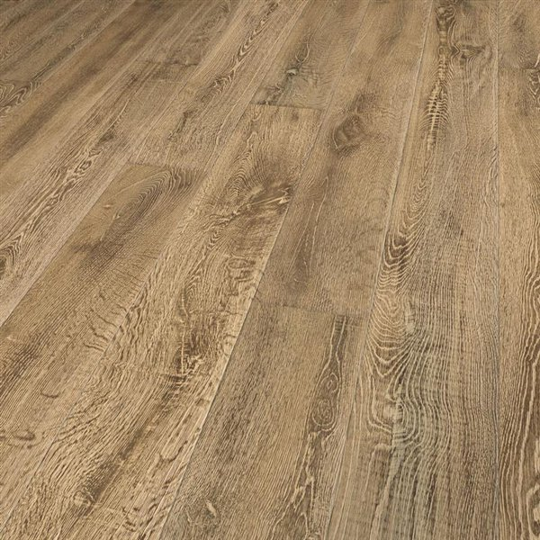 Earth & Fire Krakatao Oak extra rustic deep brushed handscraped coloured natural oiled - 1900x190x15mm