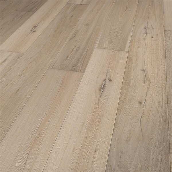 Lifestyle Austin Oak extra rustic brushed handscraped coloured natural lacquaered - 2200x260x15mm