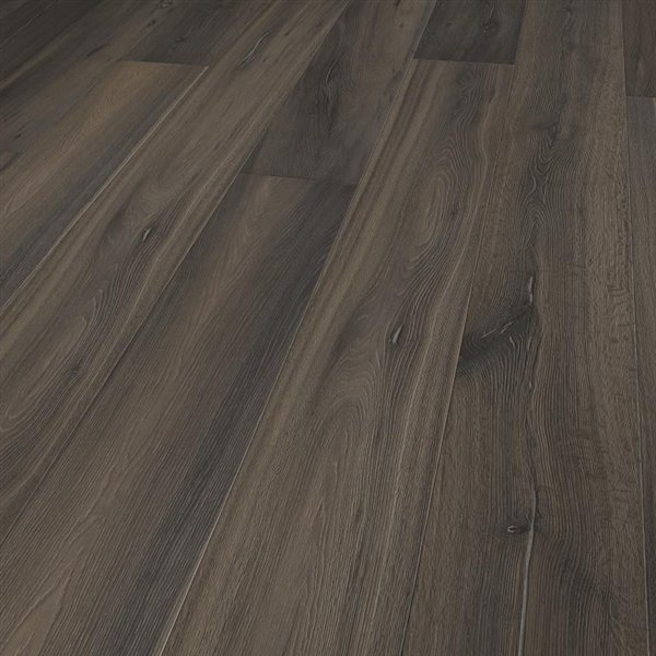 Lifestyle Orlando Oak extra rustic brushed handscraped coloured natural lacquered - 2200x260x15mm