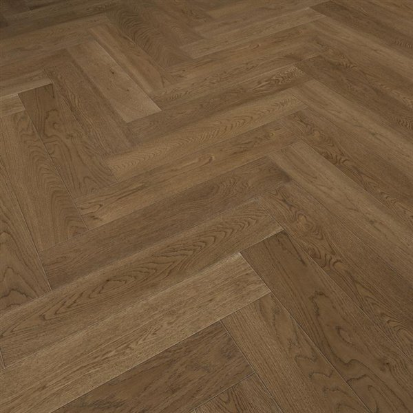 New Classics Chantilly Oak nature brushed coloured natural oiled - 610x122x15