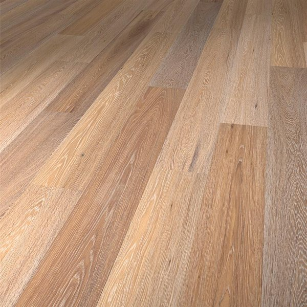 Originals Pyranees Oak nature smoked brushed white washed natural oiled - 1900x190x15mm