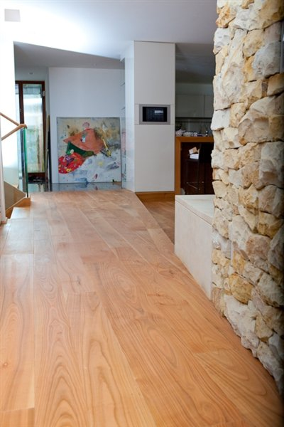 Signatur Cherry sanded natural - 4000x280x20mm
